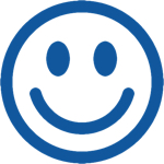 smiley-face-coverage-matters-blue
