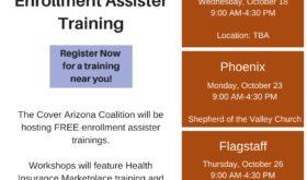 Open Enrollment 5 Enrollment Assister Trainings